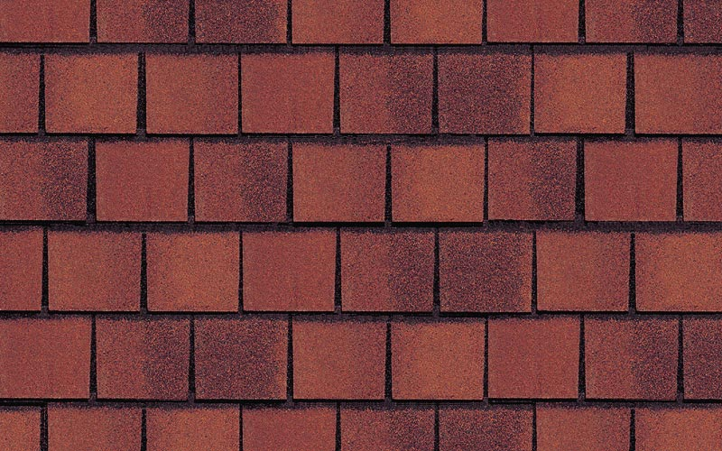 Roof Jet Lighthouse Red - Hatteras - Certainteed Shingle Colors