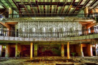 MatericLook: Watched 0 by Francesco Perratone, Armenia Photography Urbex and art