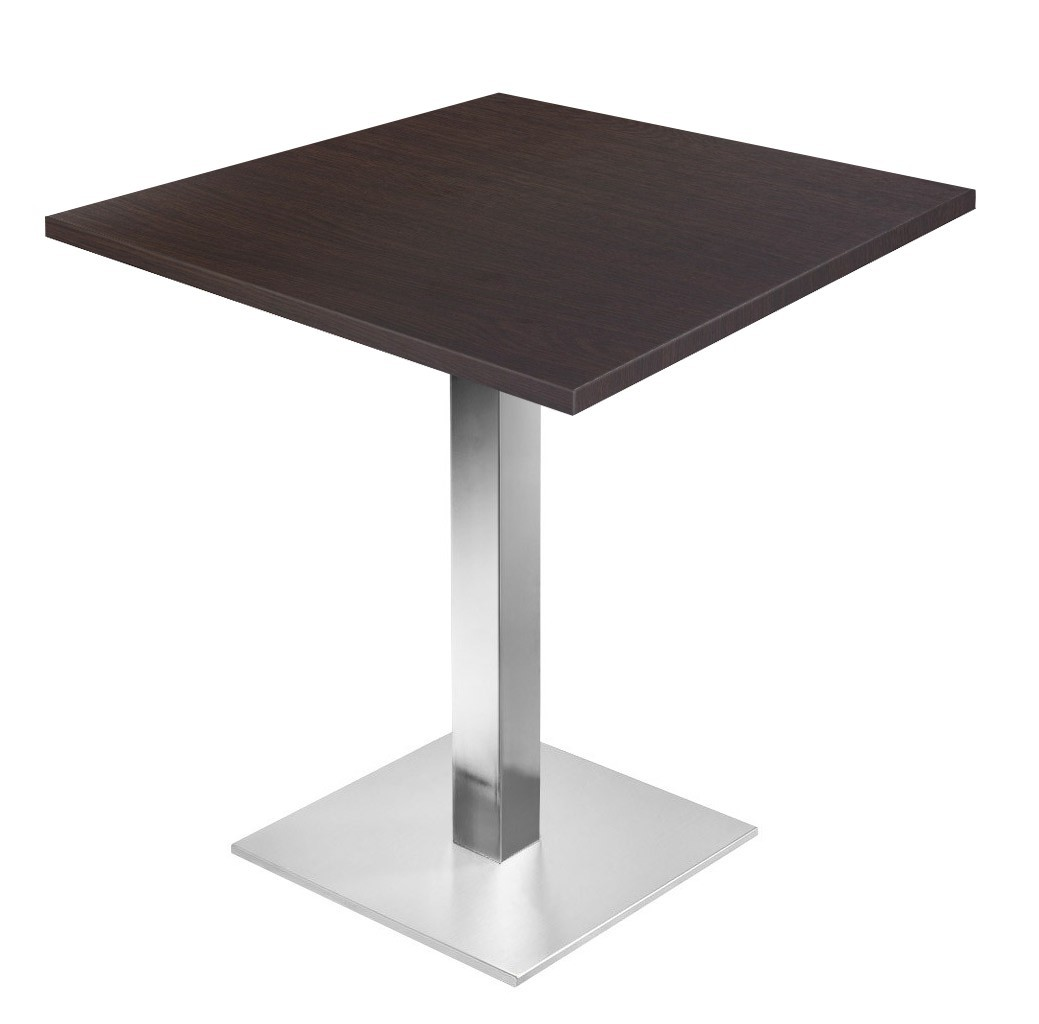 Fournisseur Chaises Restaurant Table De Restaurant Wenge Ø60 Base Ultra