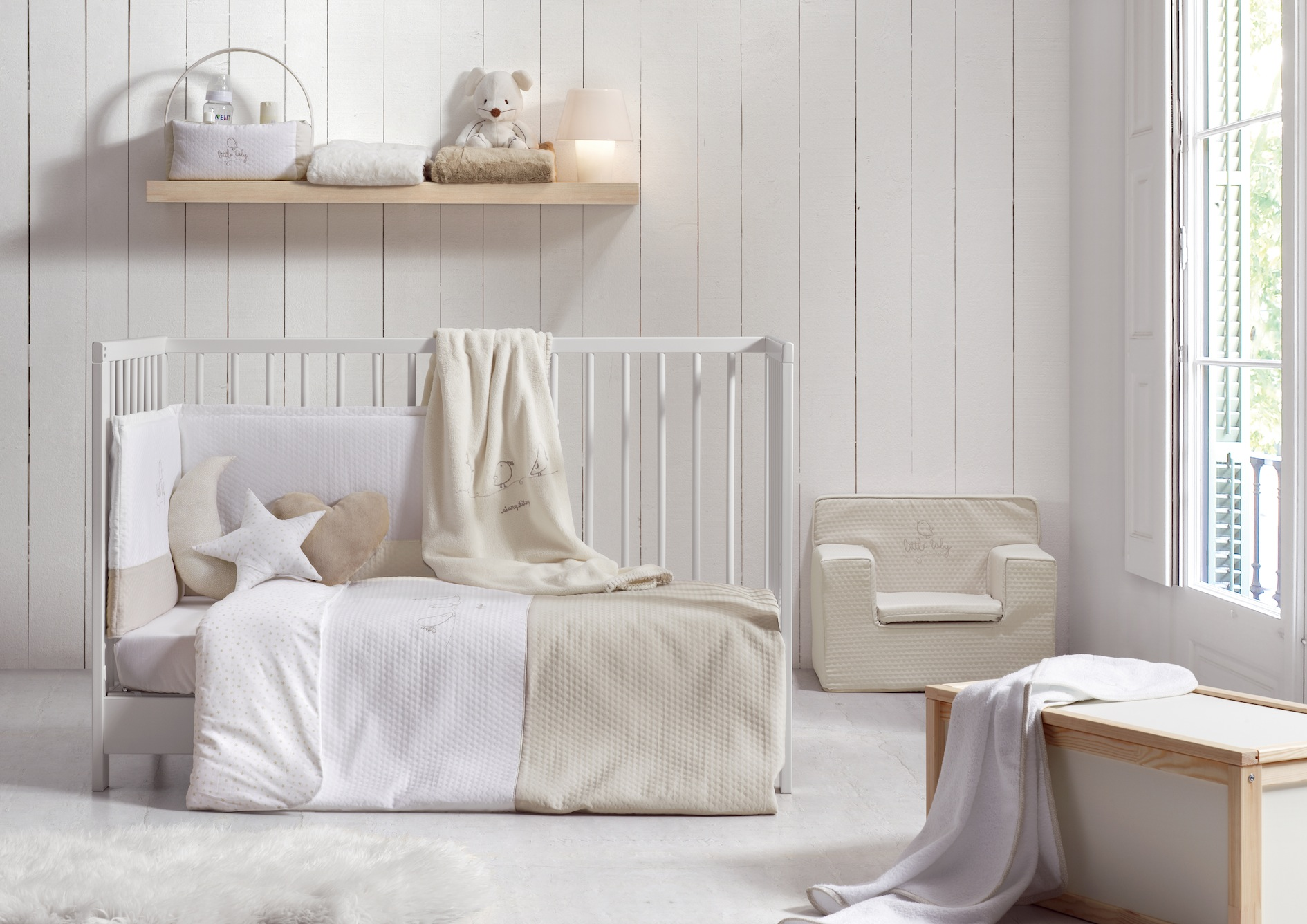 Decorar Dormitorio Bebe 10 Ideas Para Decorar La Habitación Del Bebé Productos