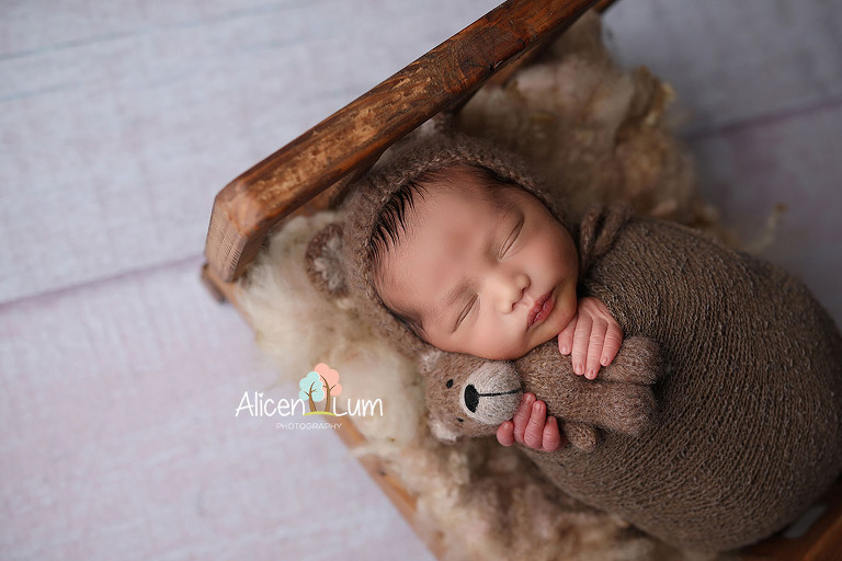 Sammamish newborn photography