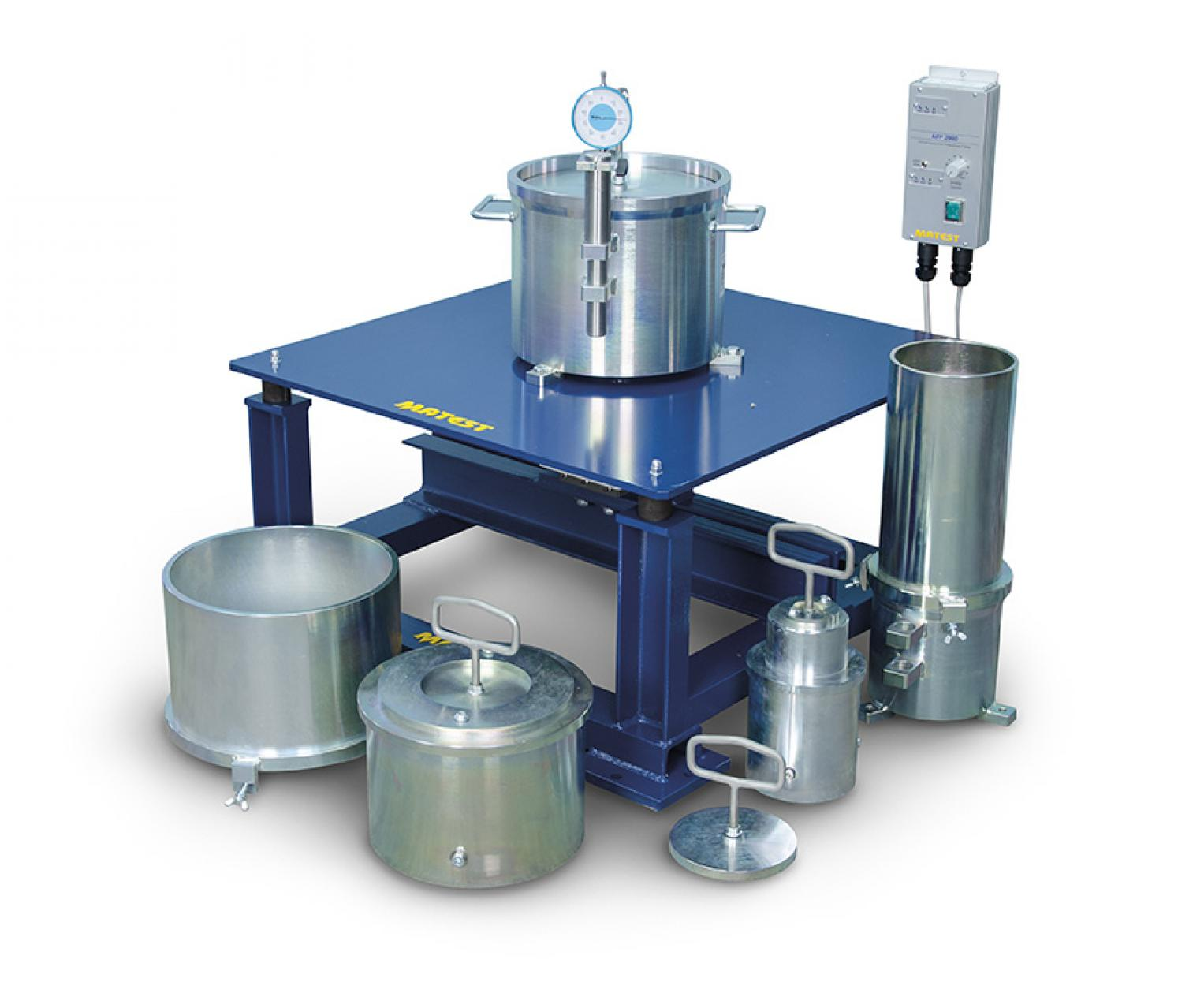 Density Testing Material Testing Equipment Relative Density Of Cohesionless Soil