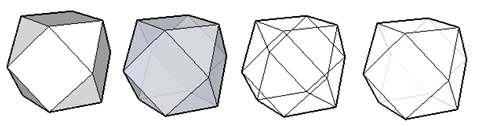 Enhancing Your Geometric Drawings With Google Sketchup