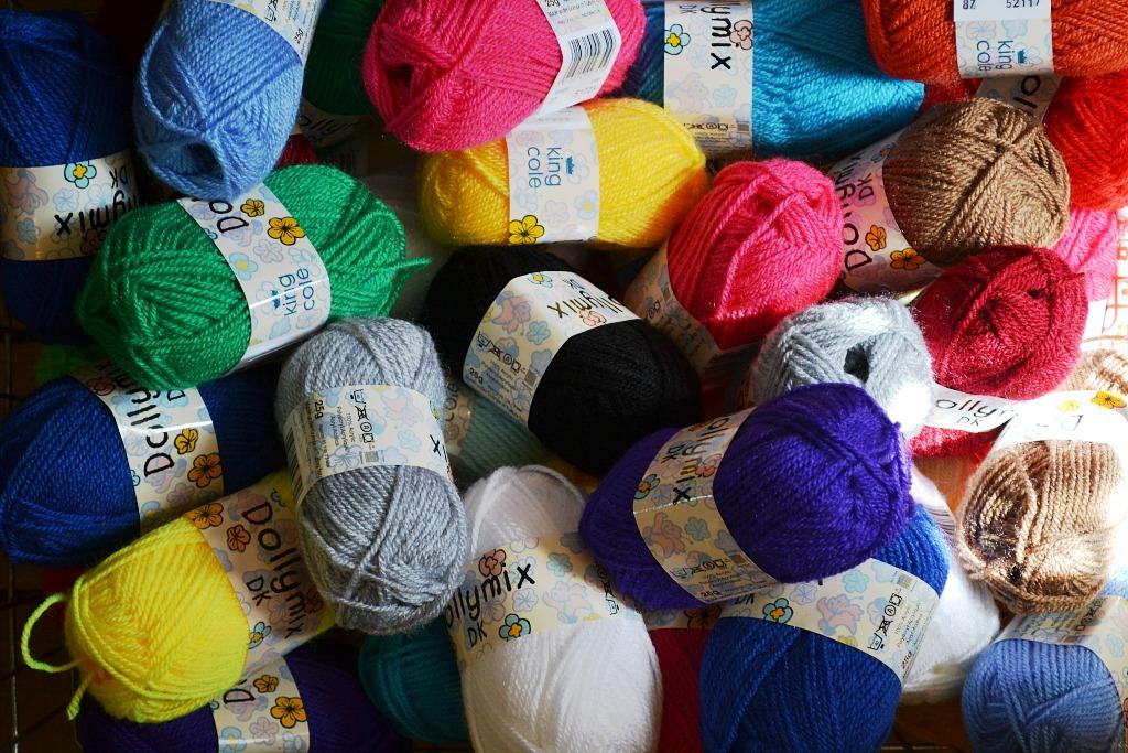 Wool supplies
