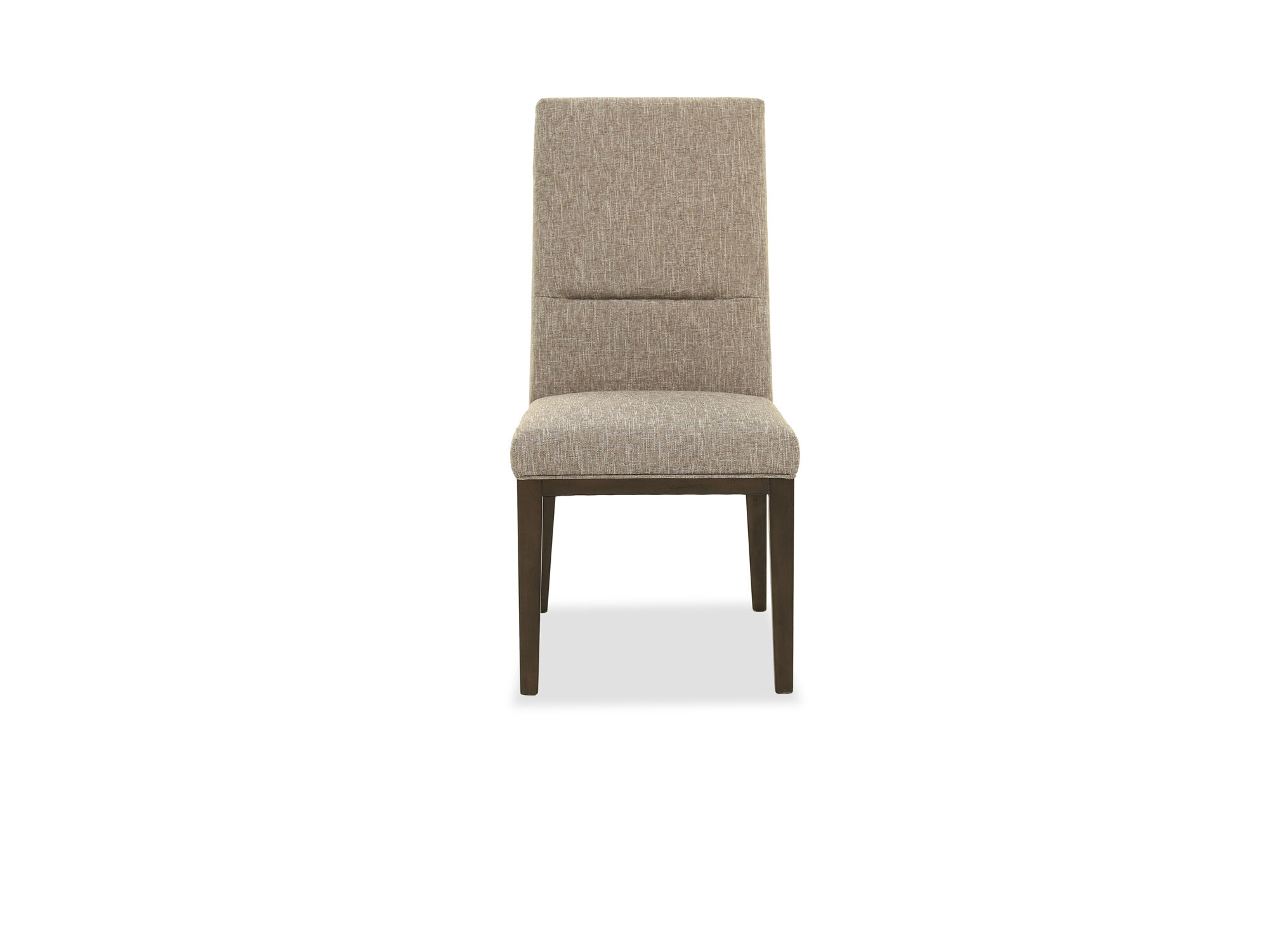 Casual Dining Chair In Gray Mathis Brothers Furniture