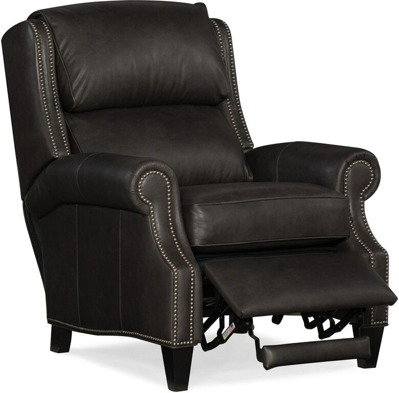 Bradington Young Huss Reclining Chair 3020 Mathis Brothers Furniture