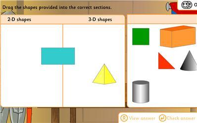 3d Shape Sorting Games Ks1 - geometry and measures ...