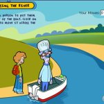 Crossing the River - PBS Kids