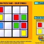Easy Sudoku - KidzPages