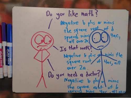 When Not Memorizing Gets in the Way of Learning | Math with Bad Drawings