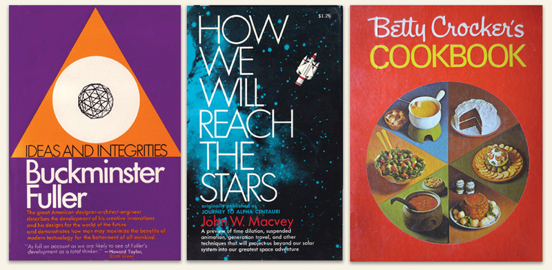 Book jackets designed by Tom Lincoln.