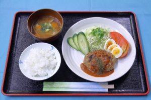 「六甲山の上美術館 さわるみゅーじあむ」定食