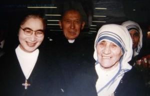 マザーテレサと渡辺和子