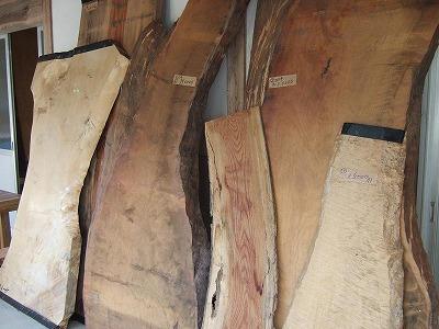 天然木のお店いなもく天然木材