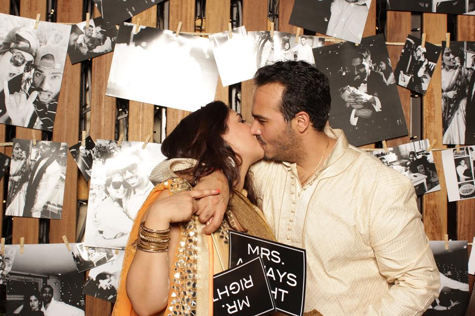 photos sudhir�s daughter sheena�s engagement party