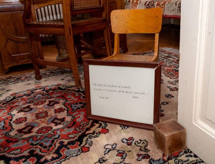 Rândurile scrise de Tudor Arghezi cu două zile înainte să moară