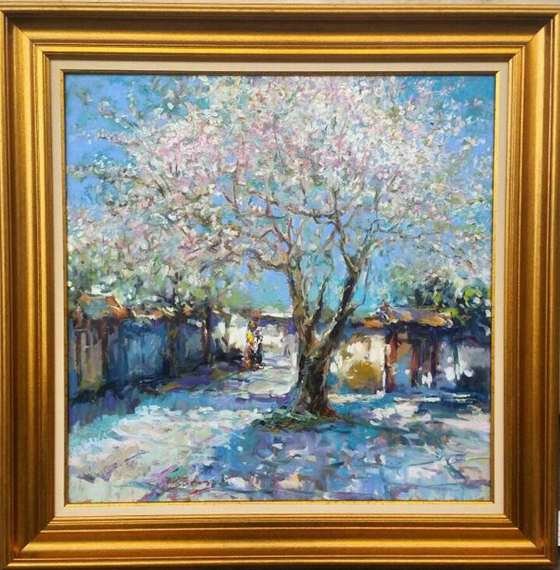 Cireşi în floare... Vitalie Butescu