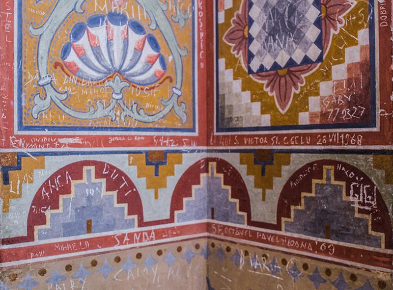 rusine nationala mormant Alecsandri Mircesti interior (7)