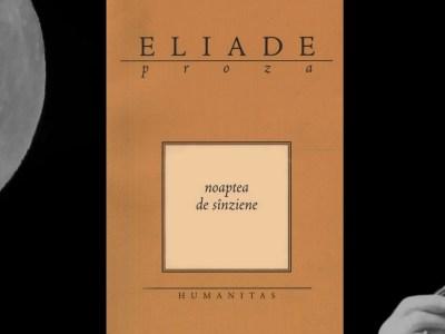 Recenzie carte romanul Noaptea de Sânziene Mircea Eliade