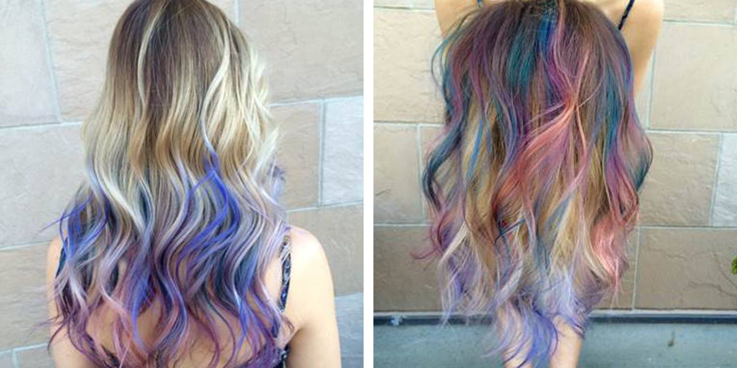 Best Color Hair Dye For Asian Bright Pastel Hair Color Trend Matrix