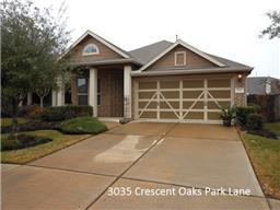 Property for sale at 3035 Crescent Oaks Park Lane, Spring,  Texas 77386