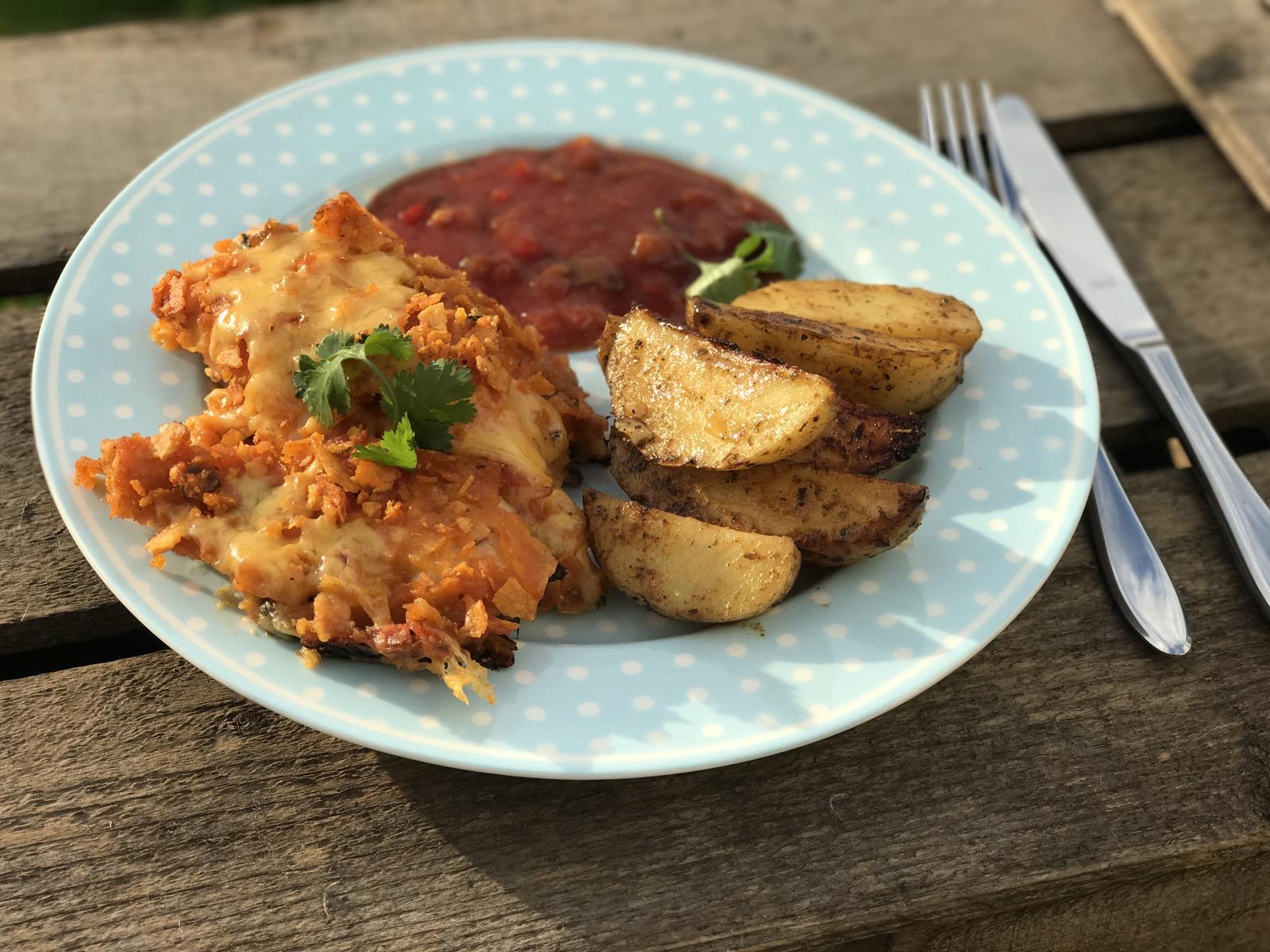 Outdoor Küchen Rezepte : Outdoor küche camping rezepte rezept pad thai im dutch oven matsch