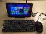 8インチのおすすめWindowsタブレット・Bluethoothキーボード・MicroUSBハブまとめ