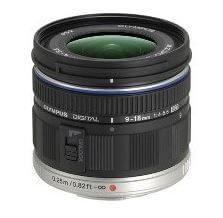 オリンパス交換レンズM.ZUKIO DIGITAL(ED9-18mm F4.0-5.6)