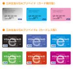 三井住友VISAプリペイドeとカード発行型のメリット・デメリット・使い方まとめ