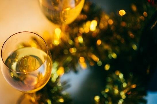 パーティーのワイン