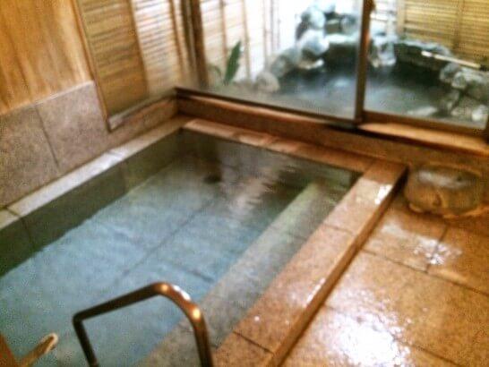 界伊東の貸切風呂