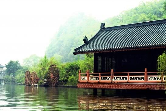中国・桂林の風景