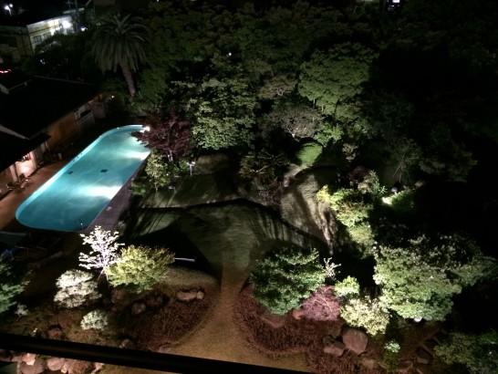界伊東の部屋からの夜景