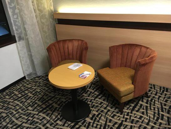 ホテルメトロポリタンエドモントの客室