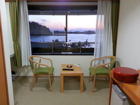 葉山 相洋閣の部屋 (2)