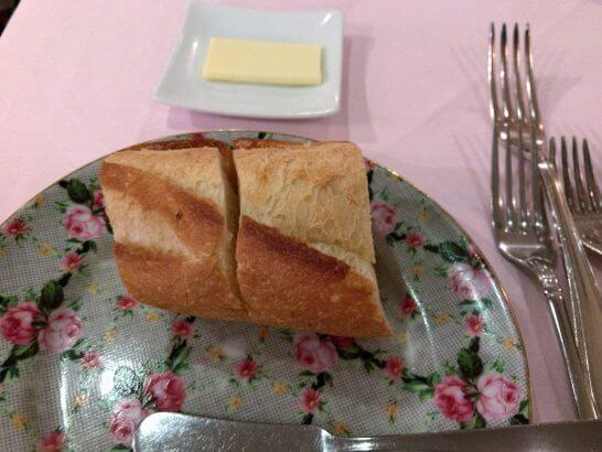 マーヴェラス パラディ白金のパン
