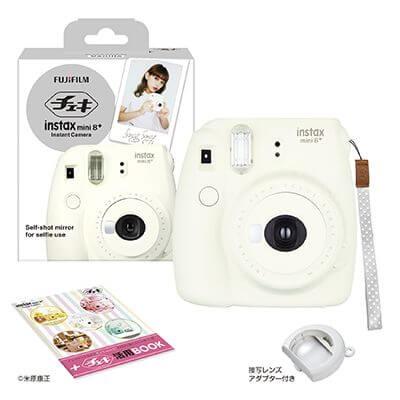 富士フイルムのチェキカメラ・フィルムセット