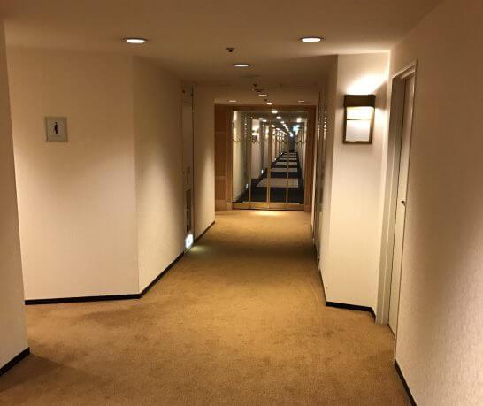 帝国ホテル東京 本館5階のビジネススペース