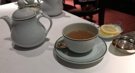 ジランドールの紅茶