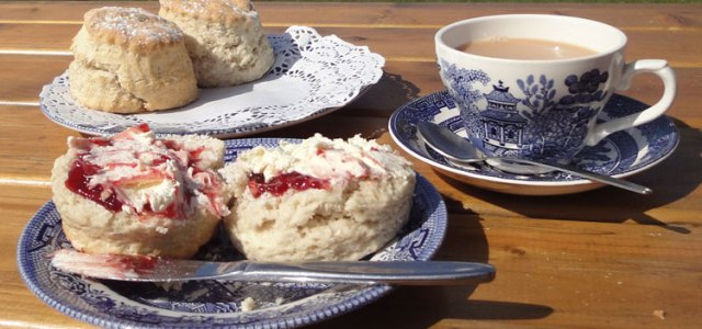 The best cream teas on the Isle of Wight
