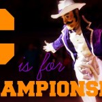 C is for Championship!