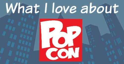 What I love about Indy PopCon