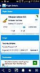 Android App FlightAware #Tips4Trips