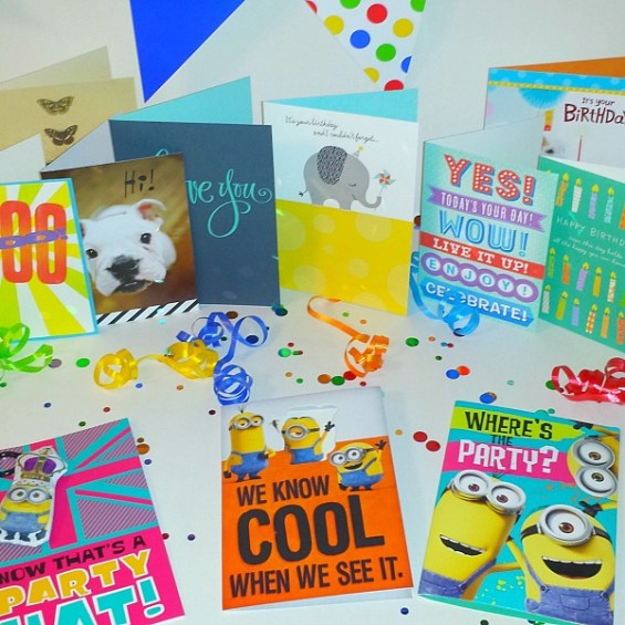 Cards available at Walmart #SendSmiles