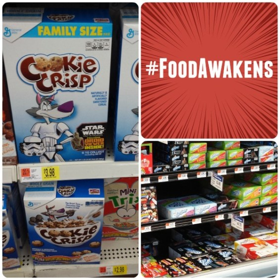 Store Collage #FoodAwakens