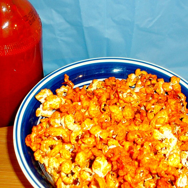Buffalo Ranch Popcorn