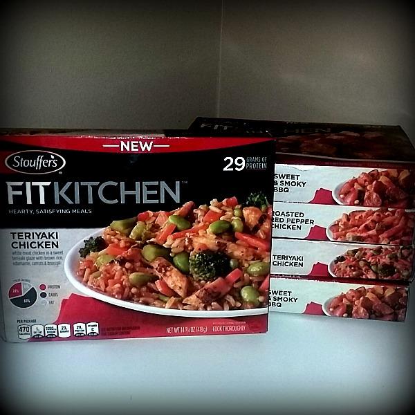 New STOUFFERS FIT KITCHEN varieties #TasteFitKitchen [AD]