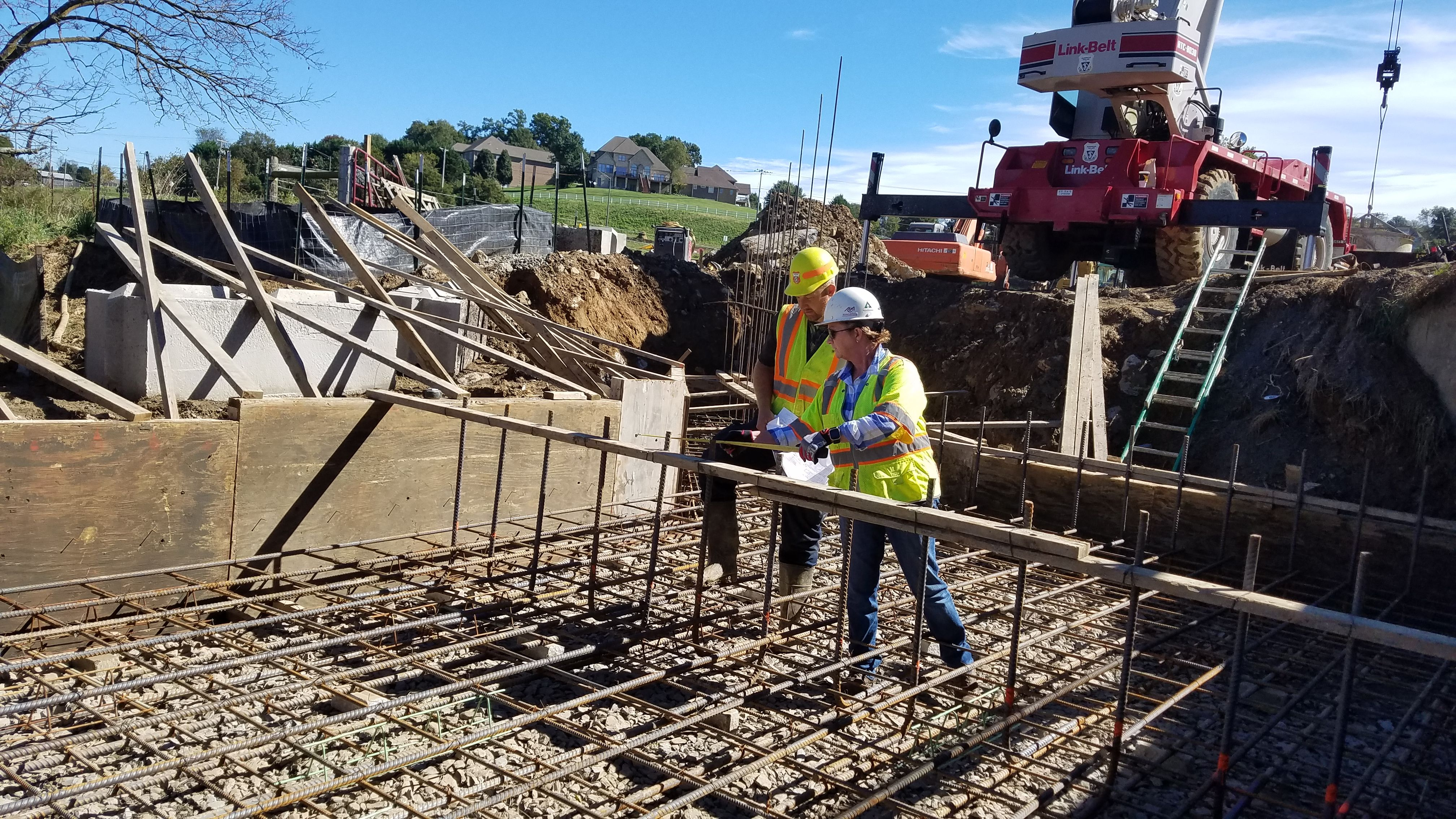 A Construction Engineering Construction Engineering Inspection Mattern Craig Engineers