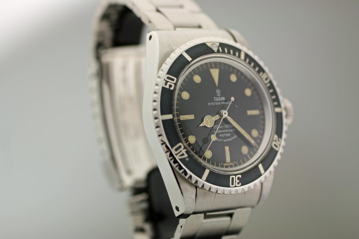 Submariner Rolex Watches 1960 Tudor Oyster Prince Submariner Watch For Sale - Mens