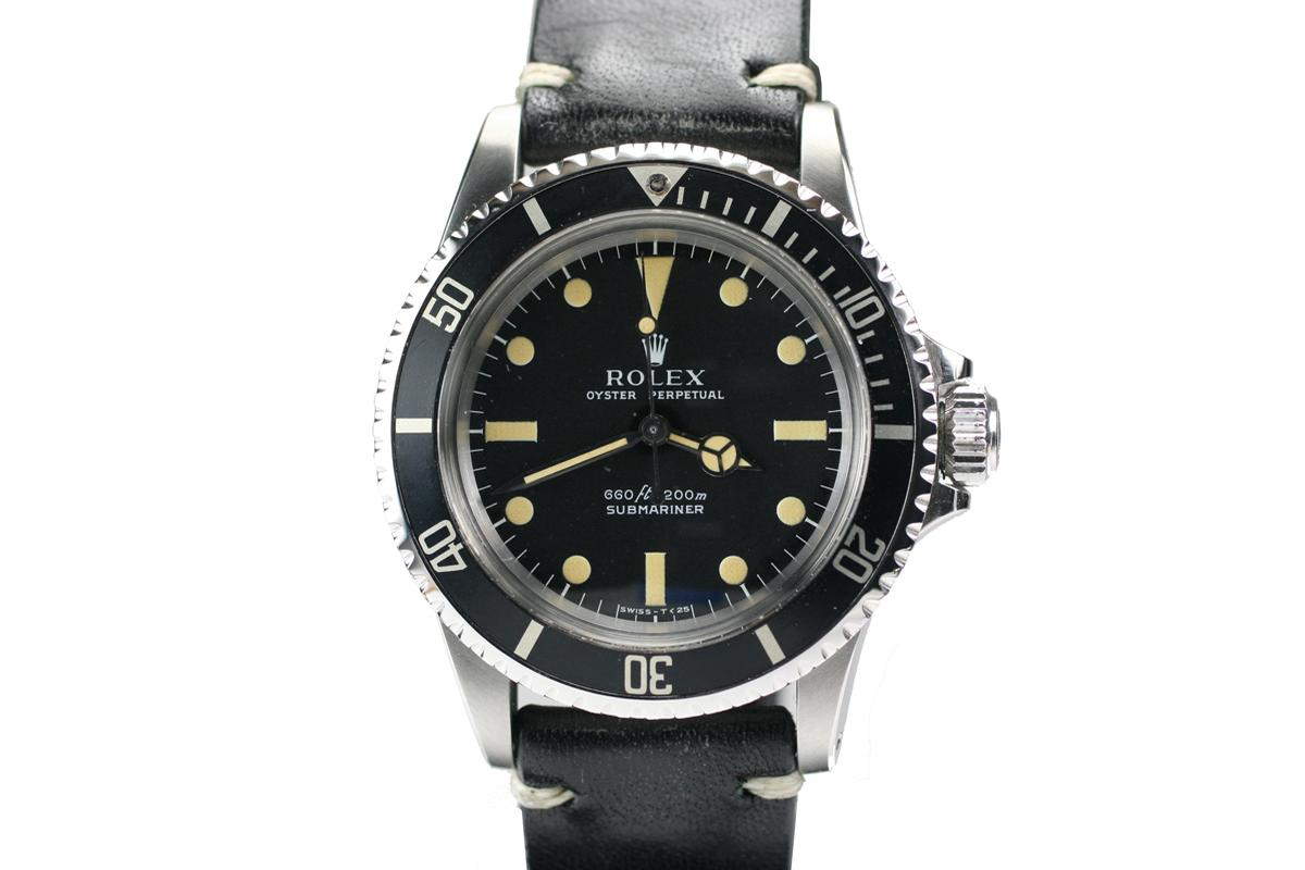 Replika Watch 1974 Rolex Submariner Ref 5513 Watch For Sale - Mens